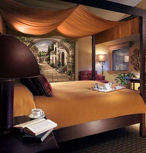 Tuscany Design Bedroom