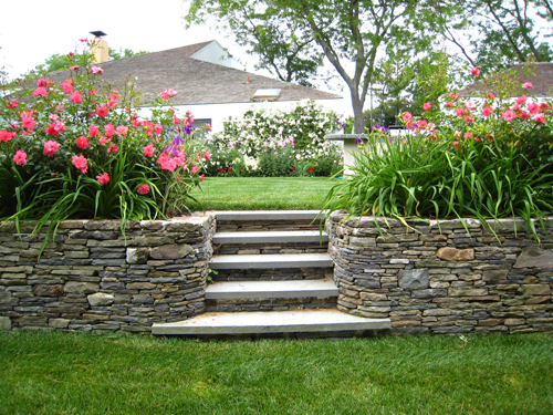 nice cost effective landscaping