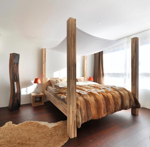 Alpine Chic Interior Design