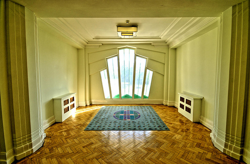 Art Deco Style Floor