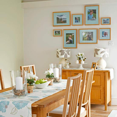 Cheap Decorating Ideas for Dining Room