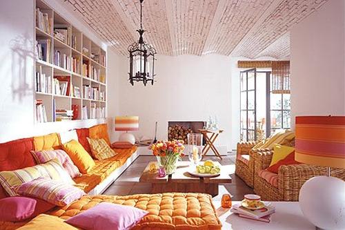 Colorful Moorish Interior  Design