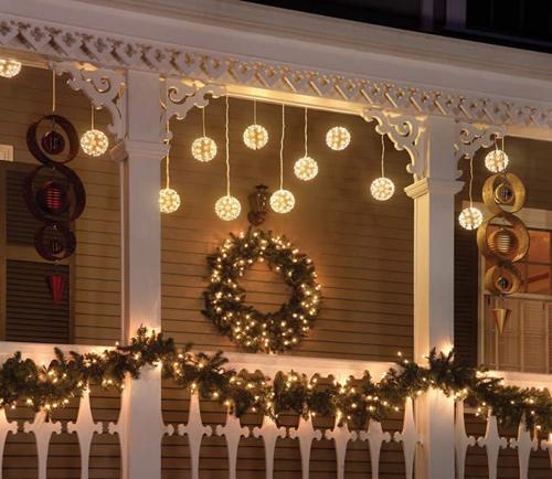 Decorative Porch Lighting