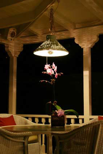 Hanging Porch Lighting