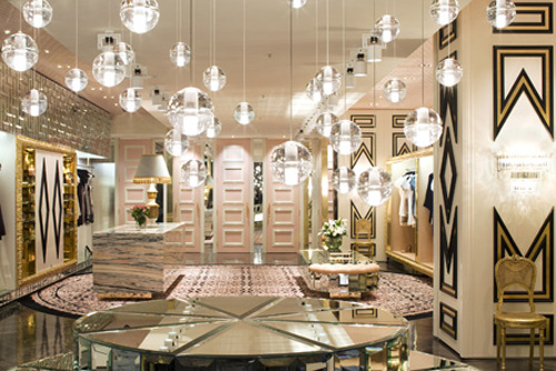 Hollywood Glamour Interior Design