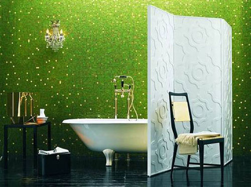 Lime Green Interior Design