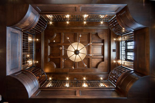 Paneling in Tudor Interior Design