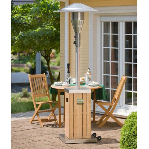 Patio Heater for Comfortable Time