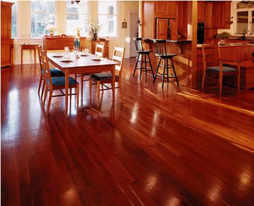Tips to Polish Hardwood Floor