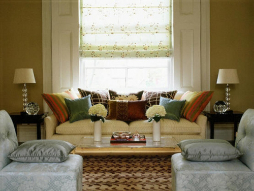 Simple Living Room Decoration Ideas