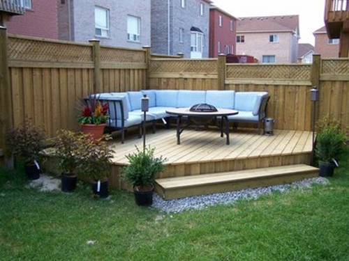 Tiny Backyard Ideas