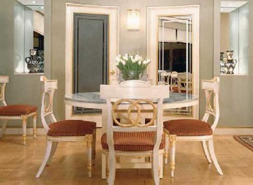 Untroubled Dining Room Design