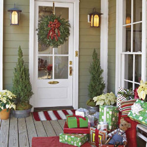 4-Season Porch for Christmas