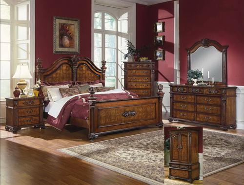 Luxury Renaissance Bedroom