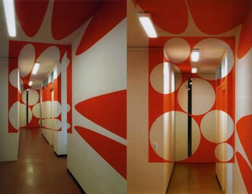 Optical Interior Design for Larger Room Effect