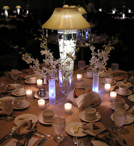 Romantic Orchid Decoration Ideas