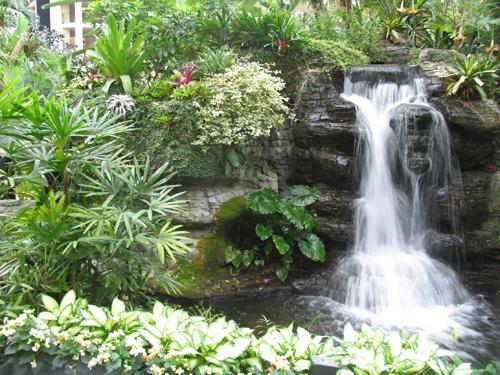 Falling Rock Waterfall Design