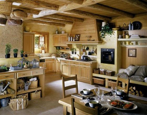 Inspiration for Home Decorating in Kitchen