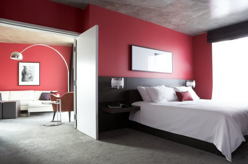 Interior Design Project for Bedroom