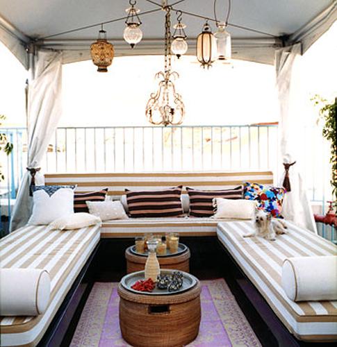 Small Sun Porch