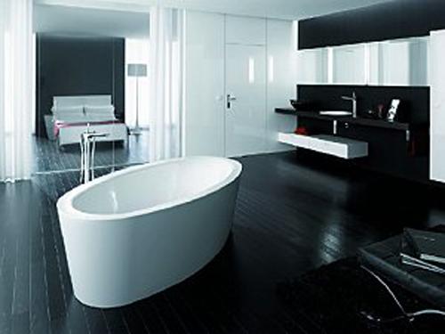 nice steel bath