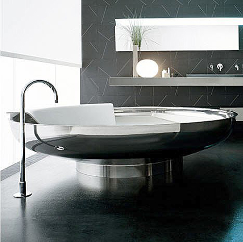 Which one do I have to choose, the acrylic bath or steel bath?