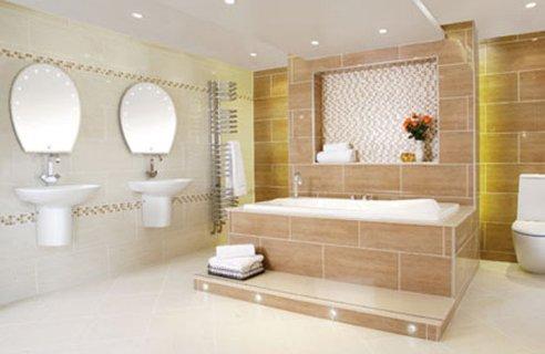 Bathroom Lighting System Design
