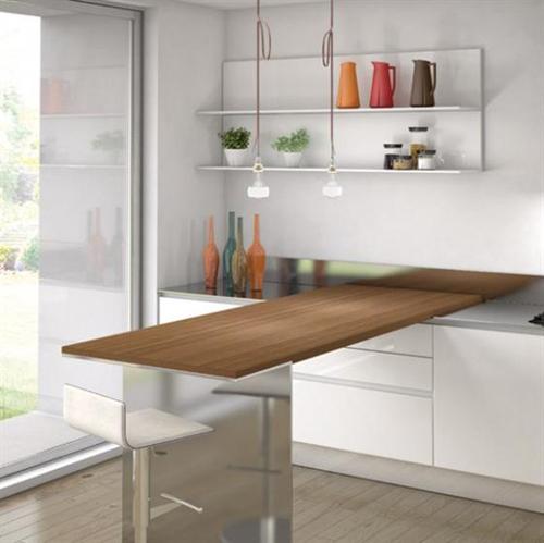 Contemporary Minimalist Kitchen Design Ideas