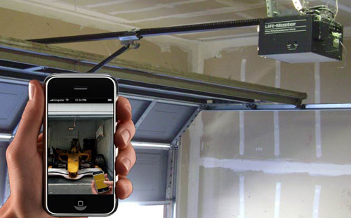 Garage Door Opener Plan