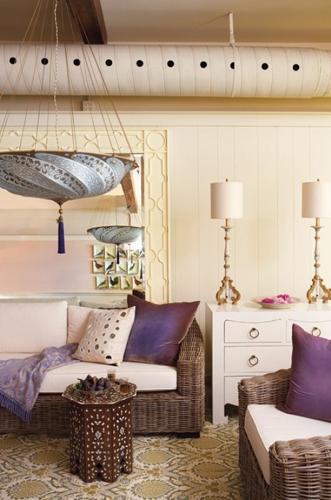 Hanging Moroccan Lamps