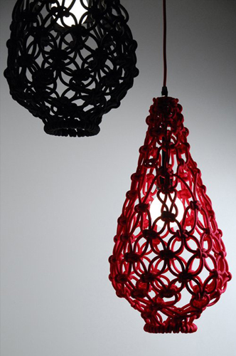 Hanging Shade Lamps for Artistic Atmosphere