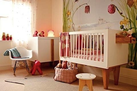 Modern Baby Room Design