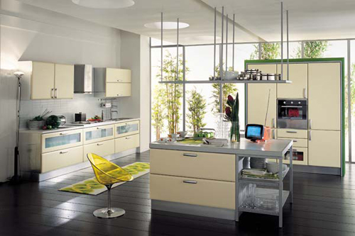 Modern House Design Ideas for Kitchen