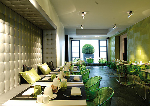 Modern Restaurant Interior Design – Home Decorating Tips