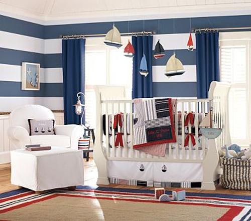 Nice Modern Kids Bedroom White