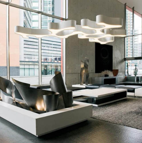 Nice and Modern Hanging Lamps