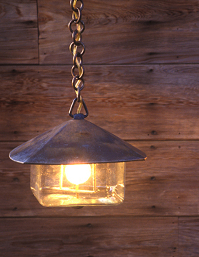 Old Chain Hanging Lamps