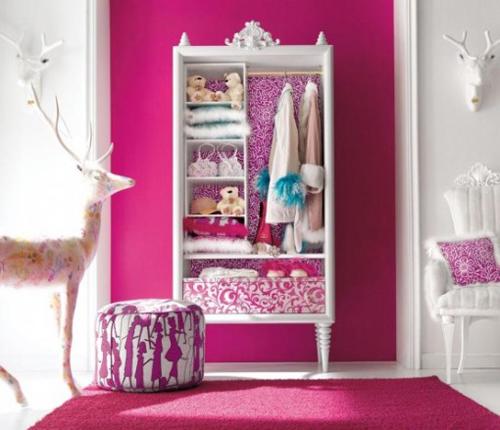 Room Ideas for Teenage Girls Closet