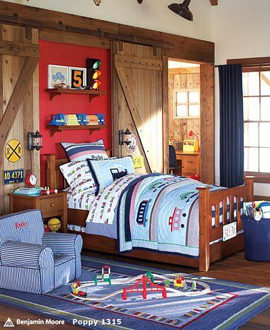 Simple Modern Kids Bedroom