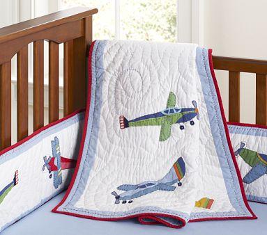Airplane Theme nursery
