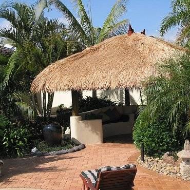 Bali Hut Design