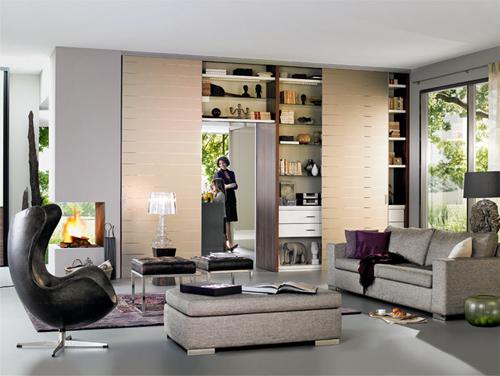 Bronze Cabinet Design
