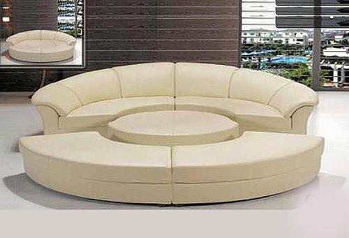 Circular Sofa Design Ideas