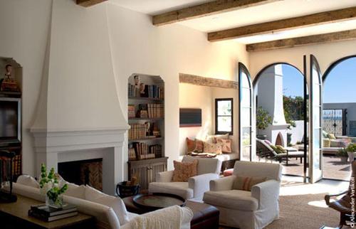 Colonial Home Architecture Interior