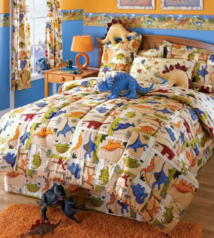 Dinosaur Bedroom Design