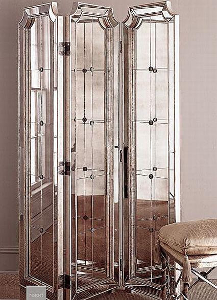 Floor Mirror Decoration Ideas