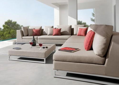 Garden Sofa Design