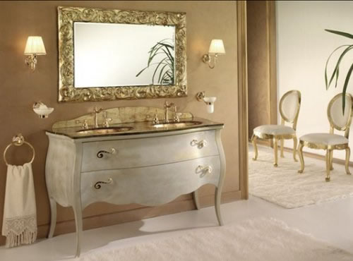 Classy Italian Bathroom Design
