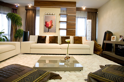 Simple Living Room Style