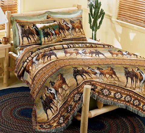 Southwestern Bedding Design